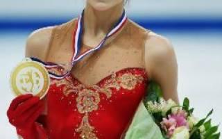 Олимпийская чемпионка — Алина загитова фигуристка