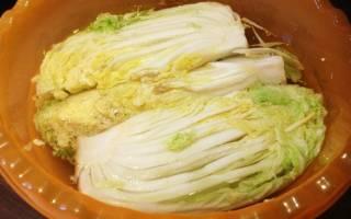 Как приготовить капусту кимчи в домашних условиях – чимча по корейски