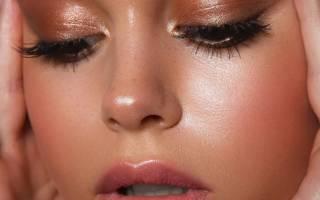 Модный макияж глаз: стильный мейкап