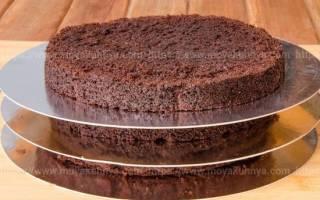 Чем лучше пропитать бисквитные коржи для торта?