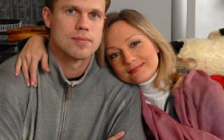 Татьяна Буланова и ее муж