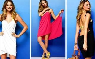 Шить платья своими руками без выкройки быстро: как легко сшить?